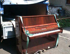 перевозка пианино минск